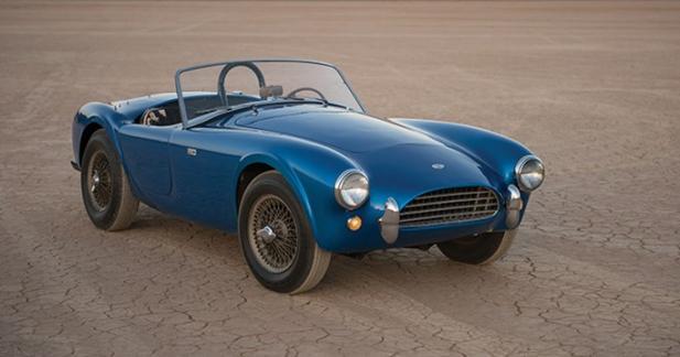 13,75 millions de dollars pour la toute première Cobra