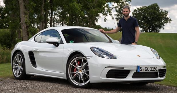 Essai Porsche 718 Cayman: espèce sur le déclin?