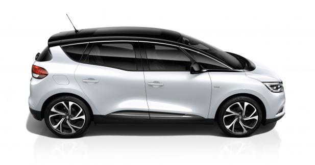 Renault lance le Scénic Edition One