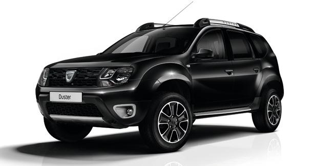 Dacia Duster Black Touch : sombre mais chic