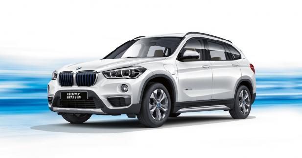 BMW X1 xDrive25Le iPerformance : l'hybride rechargeable débarque sur le X1