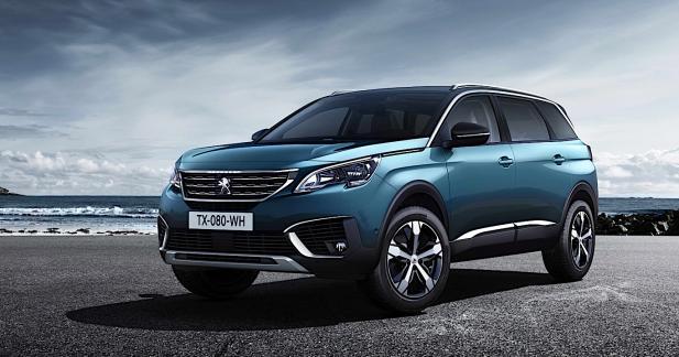 Nouveau Peugeot 5008 : le 3008 au format XXL