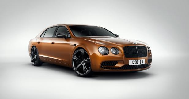 Bentley Flying Spur W12 S : la plus rapide des Bentley 4 portes