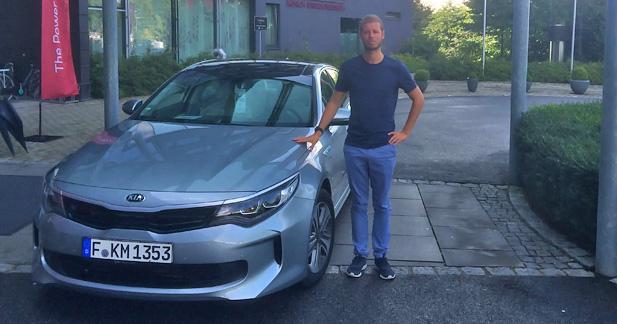 Essai Kia Optima PHEV : Mieux qu'une Volkswagen Passat GTE ?