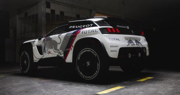 Avec un V6 Diesel de 340 ch