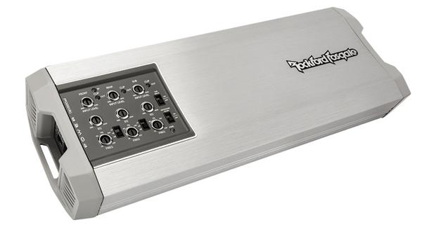 Rockford Fosgate présente un nouvel ampli 5 canaux utilisable sur différents types de véhicules