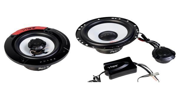 Vibe présente une nouvelle gamme de haut-parleurs à prix attractif