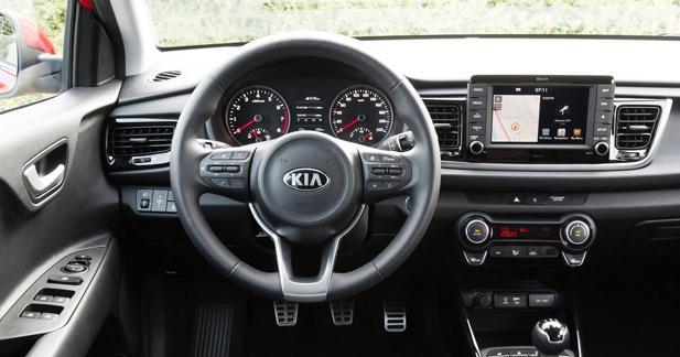 La nouvelle Kia Rio pourra être équipée d'une station multimédia haut de gamme