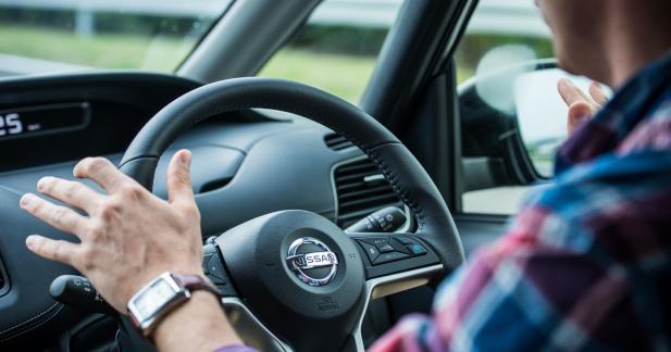 Essai Nissan ProPILOT : en route pour la conduite autonome