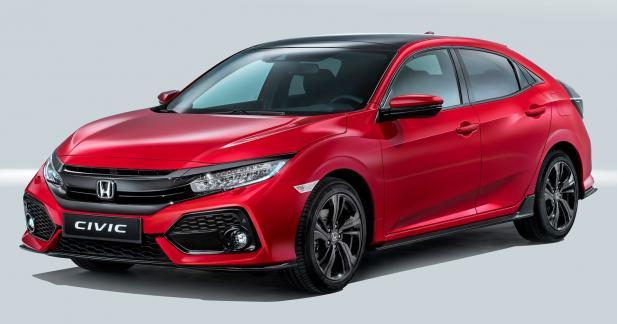 Nouvelle Honda Civic : les motorisations européennes détaillées