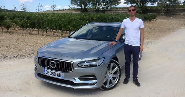 Essai Volvo S90 : le premium alternatif