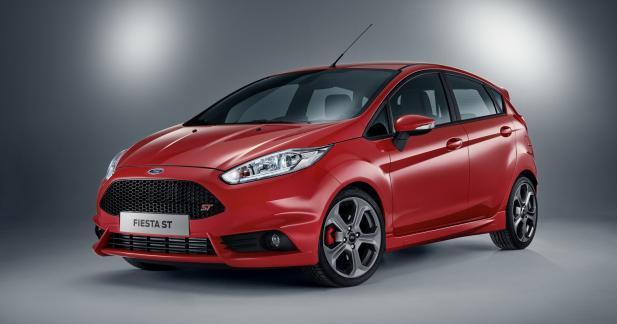 Ford Fiesta ST : et maintenant, la version 5 portes