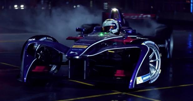 DS dévoile sa nouvelle Formule E et son étrange museau
