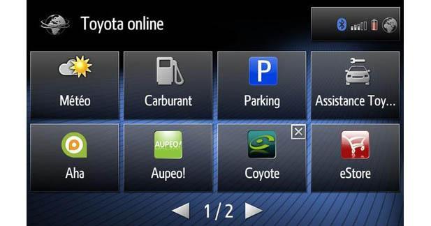 Coyote, trafic routier, météo, de nombreuses applications sont disponibles