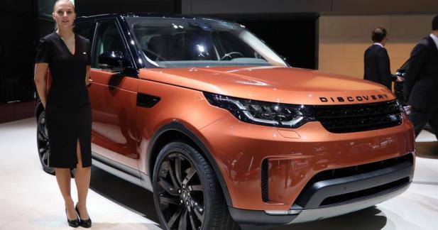 Nouveau Land Rover Discovery : savant mélange