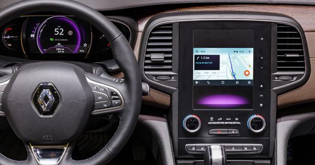 Renault s'associe à Waze pour apporter de nouveaux services au conducteur