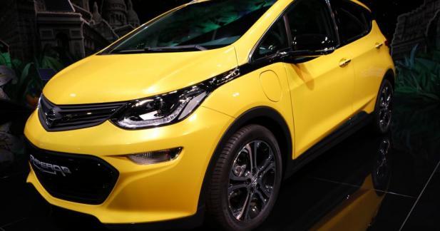 Opel Ampera-e : ce sera en réalité 500 km d'autonomie !