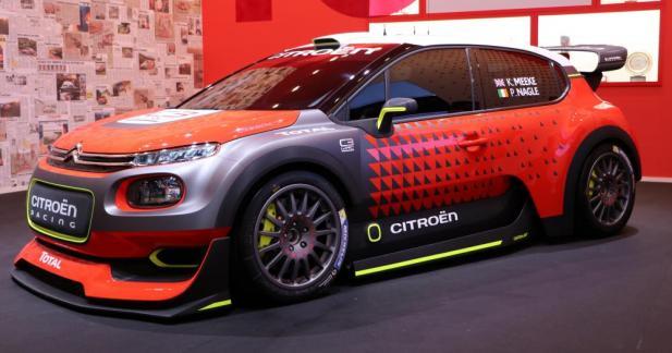 Citroën C3 WRC 2017 : pour revenir au sommet
