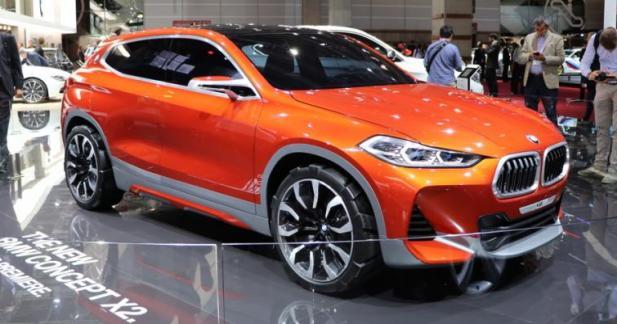 BMW X2 Concept : pourquoi se priver ?