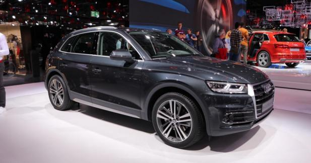 nouvel audi q5 il prend du muscle pas du poids. Black Bedroom Furniture Sets. Home Design Ideas