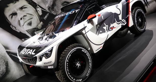 Peugeot 3008 DKR 2017 : le roi lion cède son trône