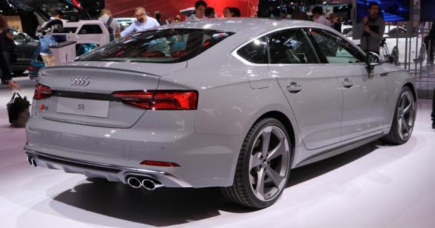 354 ch pour la S5 Sportback