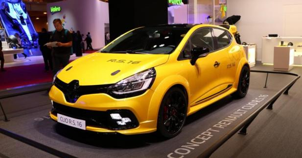 renault clio rs 16 le losange joue avec nos nerfs. Black Bedroom Furniture Sets. Home Design Ideas