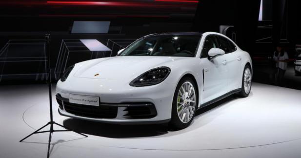 Porsche Panamera 4 E-Hybrid : la 918 Spyder des familles