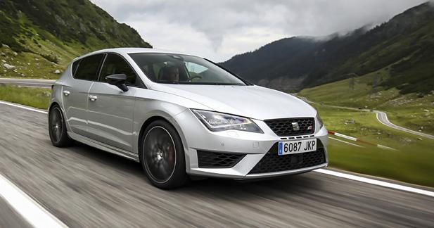 essai seat leon cupra 290 ch road trip avec 39 39 l ib re sportive 39 39. Black Bedroom Furniture Sets. Home Design Ideas