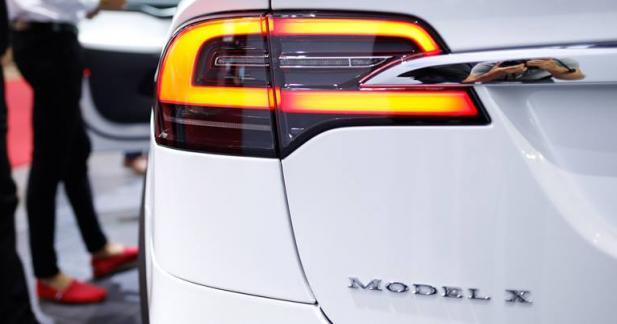 0 à 100 km/h en 3,1 secondes pour le Model X P100D