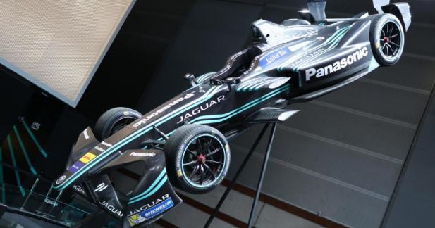 Jaguar I-Type : le félin entre dans la Formule E
