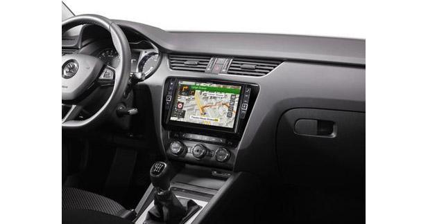 Alpine Electronics annonce une station multimédia premium pour la Skoda Octavia