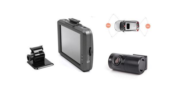 Blackboxguard présente un système DVR avec caméra de recul