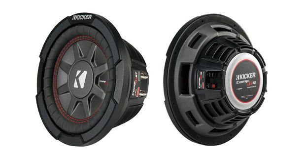 Kicker présente une nouvelle gamme de subwoofers très compacts