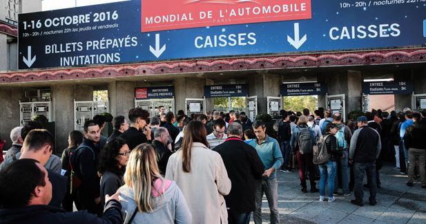 L'avenir du Mondial de Paris menacé?