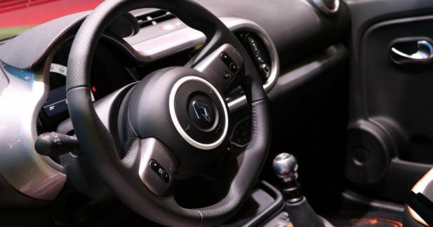 L'expérience de Renault Sport tout de même présente