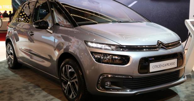 Citroën C4 Picasso et Grand Picasso restylés : un timing compliqué