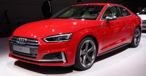 Nouvelle Audi A5 : coupé et geek à la fois