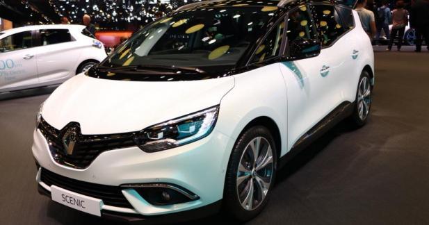 Renault Grand Scénic : envie d'Espace