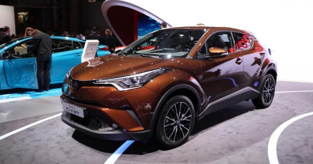 Toyota C-HR : allure de coupé, cœur de Prius