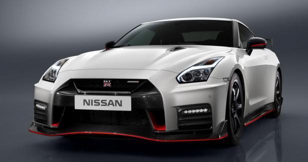 Nouvelle Nissan GT-R Nismo : elle dépasse le prix de deux GT-R standards