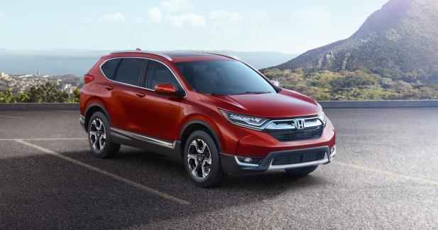 Nouveau Honda CR-V : grand ménage pour le SUV