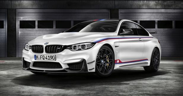 BMW M4 DTM Champion Edition : la GTS se fait encore plus exclusive