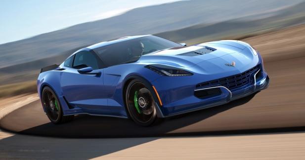 La Chevrolet Corvette passe à l'électrique grâce à Genovation