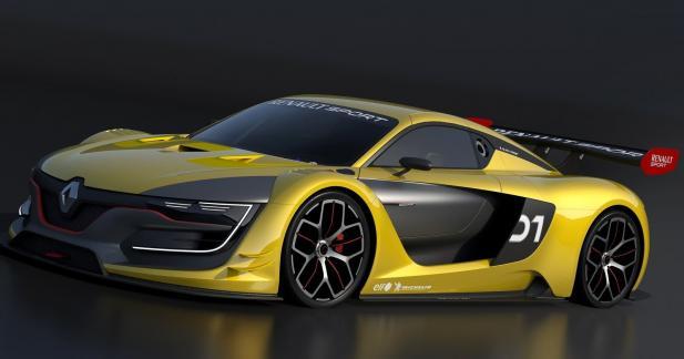 Il n'y aura plus de Renault Sport Trophy