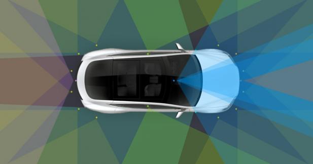 Tesla Autopilot : le matériel pour la conduite 100% autonome est arrivé