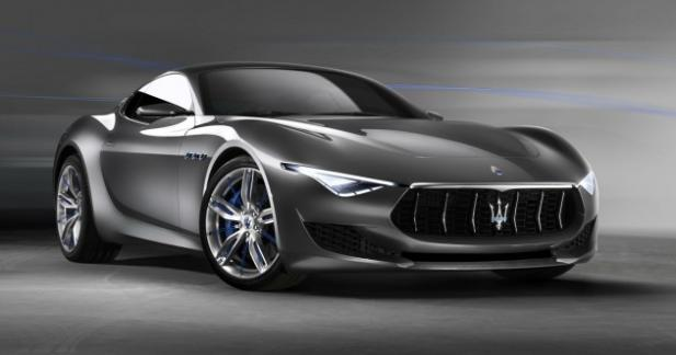 Maserati Alfieri : elle n'arrivera pas avant 2020