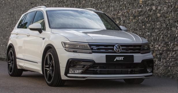 Le nouveau Volkswagen Tiguan passe entre les mains de ABT
