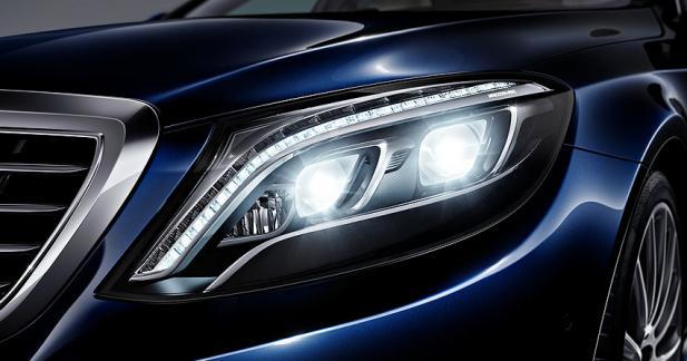 Mercedes : les 6-cylindres en ligne reviendront grâce à la Classe S restylée