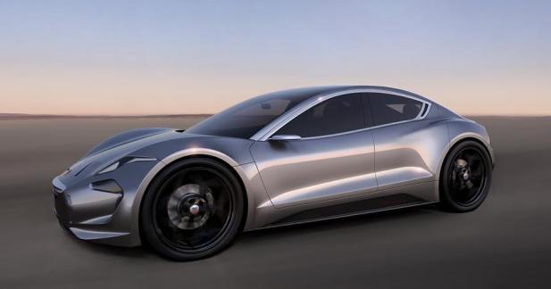 Fisker revient avec une berline sportive 100% électrique